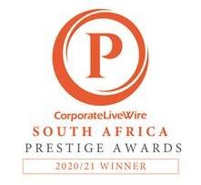 CorporateLiveWire Prestige Award